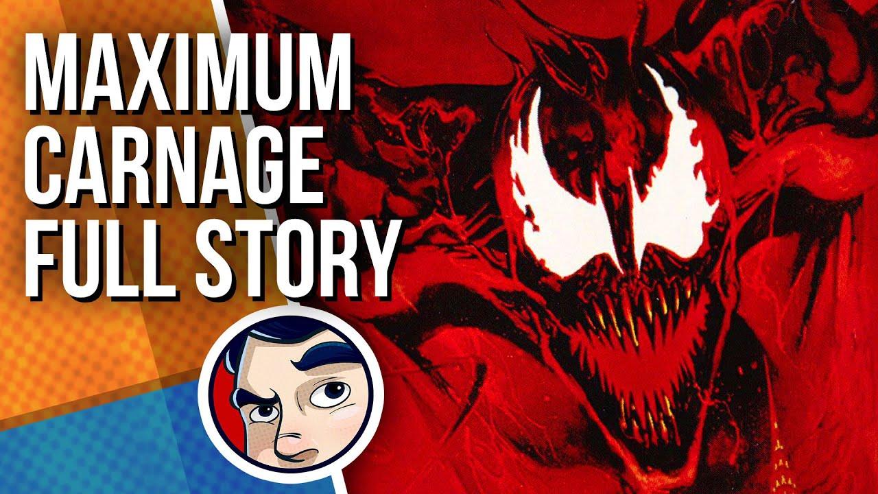 Maximum Carnage - Full Story   Comicstorian