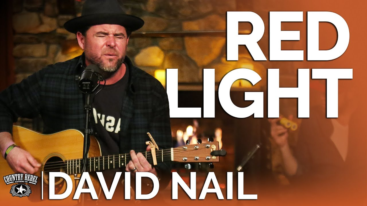 David Nail — Red Light (Acoustic) // Fireside Sessions