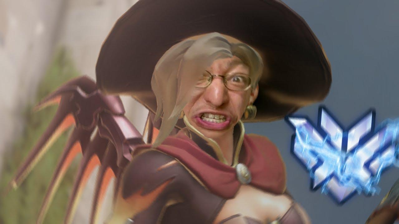 Mercy Nerfs