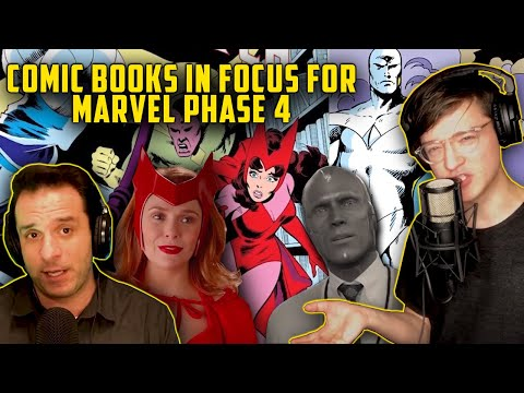 The Future of the Marvel MCU /// Post Superbowl Disney Plus Comic Book Speculation