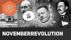 Novemberrevolution - Die Weimarer Republik - Abitur 2017 Zusammenfassung ● Gehe auf SIMPLECLUB.DE/GO
