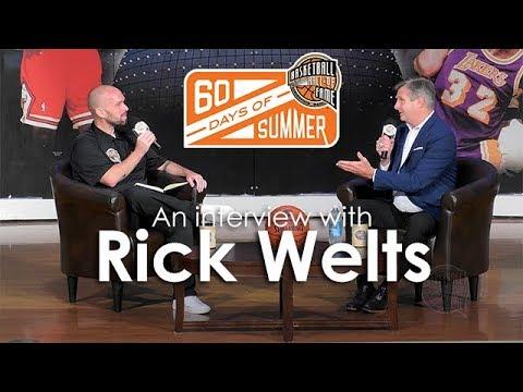 Rick Welts' 60 Days of Summer Interview