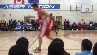 Laser Nation Sports on NTA News: Stampeders vs. FLHS Basketball (Boys)