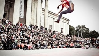 Slackline WorldCup 2011 Munich - Official video