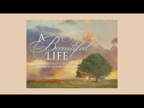 A Beautiful Life - Freddie Jones Memorial Slide Show