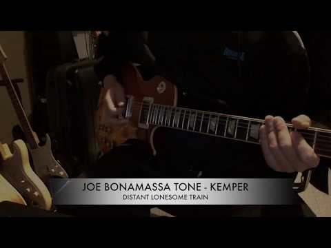 Joe Bonamassa tone (Distant Lonesome Train) - Kemper amp