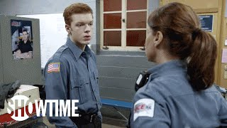 Shameless | 'I Am Handicapped' Official Clip |  Season 6 Episode 12