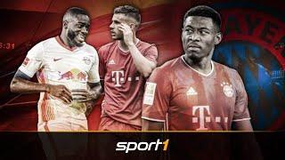 Wer tritt beim FC Bayern das Alaba-Erbe an? | SPORT1
