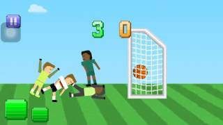 Soccer Physics Crazy - Funny 2 Players Game.