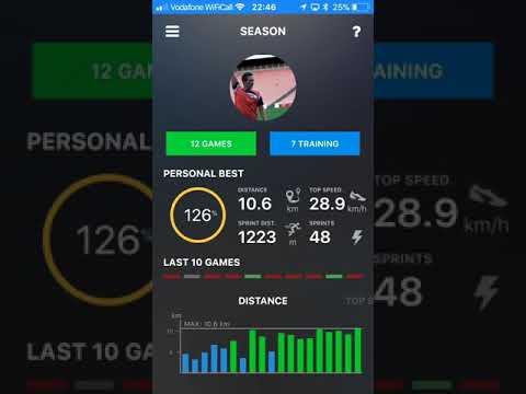 PLAYERTEK APP GPS USER REVIEW & GUIDE