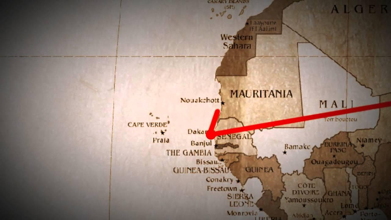 Indiana Jones map YouTube