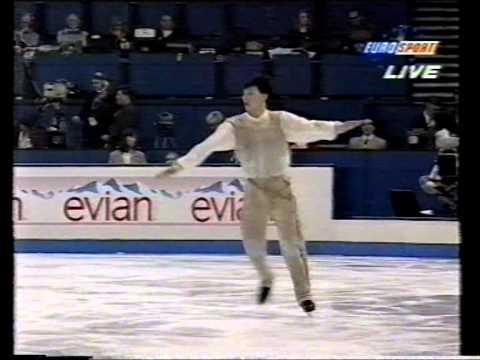 Zhongyi Jiao CHN - 1995 World Championships LP