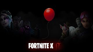 'NEW EVENT' FORTNITE X IT WITH FREE REWARD ? Fortnite Bataille Royale