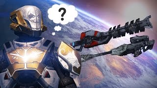Destiny's Best Sniper Rifle - Ice Breaker vs. Black Hammer - Fireteam Chat