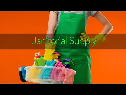 Janitorial Supply Featuring Carl Fuller