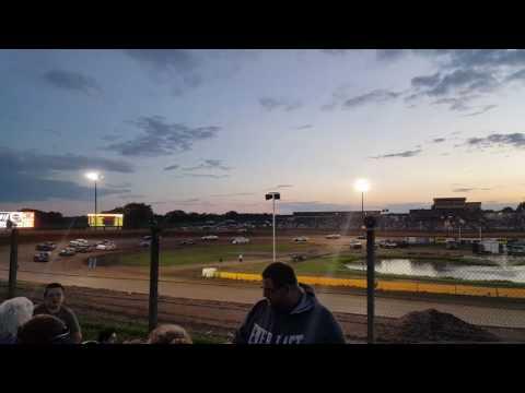 Pro Stock Feature Cedar Lake Speedway 7/1/17