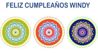 Windy   Indian Designs - Happy Birthday