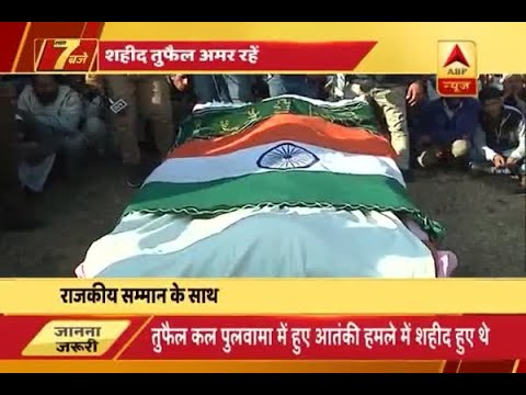 5 CRPF jawans killed in fidayeen attack in Pulwama