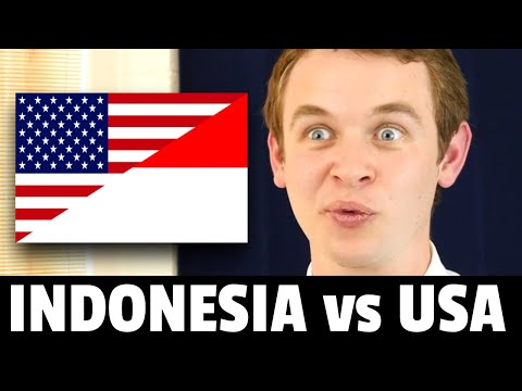 American REACTS to Indonesian Lifestyle | Indonesia Is Amazi
