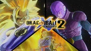 Dragon Ball: XV2 - Raid Quest - Universe 6's Living Legend