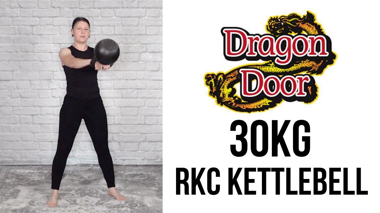 Dragon Door RKC Russian Kettlebell