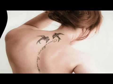 mejor tatuaje abajo columna vertebral