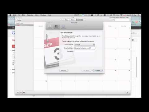 Sony Xperia and Mac sync - contacts & calendar