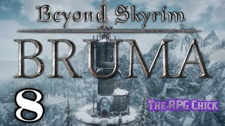 Let's Play Beyond Skyrim: Bruma (Blind), Part 8: Castle Bruma