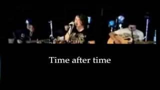 Saosin - Time After Time ( with Lyrics )