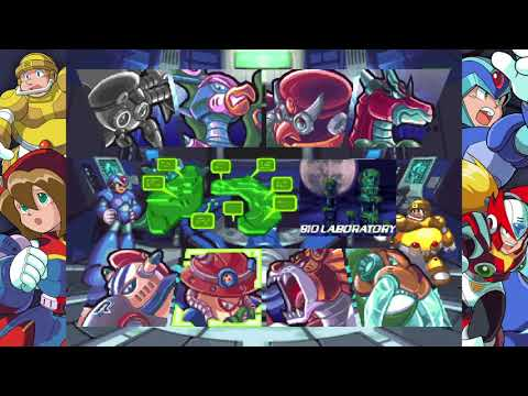 Megaman X4 Fast as Possible