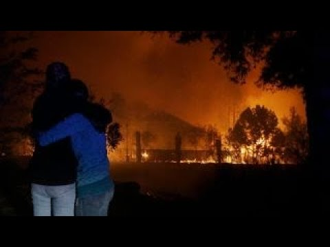 California wine country wildfires death toll rising, hundreds missing