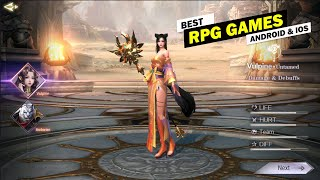 10 Best RPG Gaṁes For Android & iOS 2020! [Offline/Online]