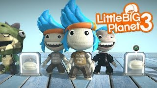 LittleBIGPlanet 3 - Peaux Fortnite All Made By Me!!!!!!! [MADCATLADY79] - PS4