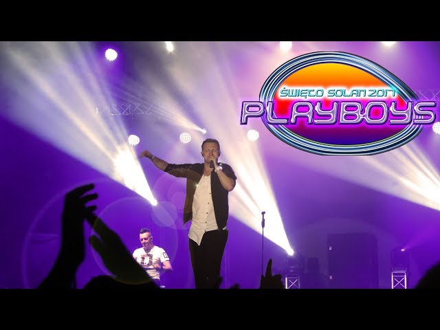Disco Polo KONCERT PLAYBOYS Nowa Sól 2017