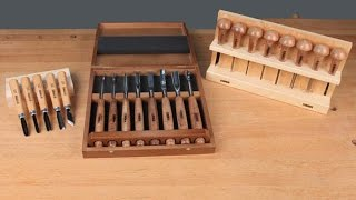 Infinity Cutting Tools - Narex Carving Chisel Sets