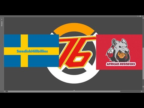 League 76: Öppningsmatch] SwedishHillbillies vs African Rednecks