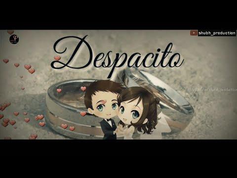 new-cartoon-love-whatsapp-status-2018-|-luis-fonsi--despacito-ft.daddy-yankee-|-shubh-production