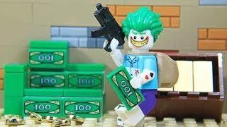 Lego Bank Robbery  - Joker's Robbery Episode1