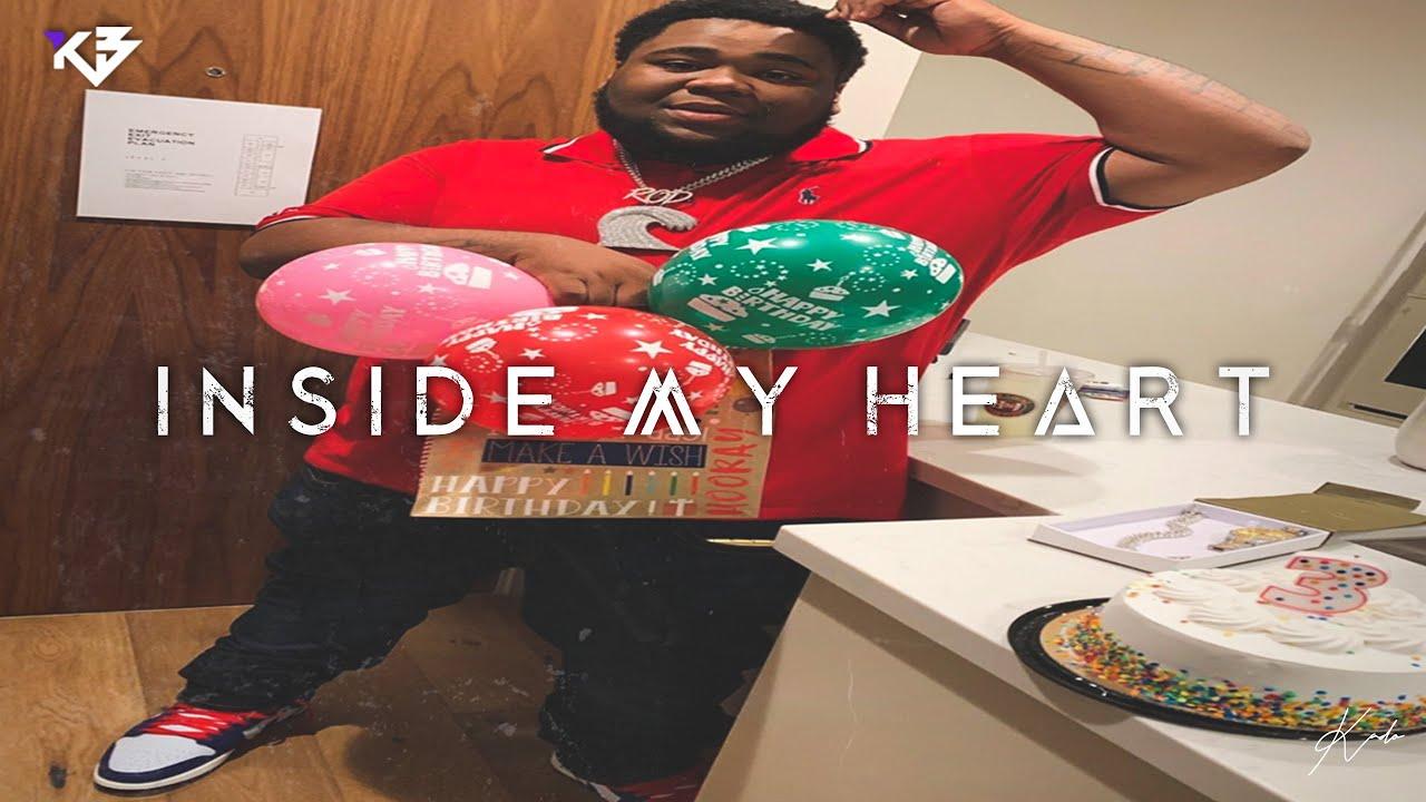 """Inside My Heart"" (2020) - Free Rod Wave Type Beat x Roddy Ricch / Emotional Piano Rap Instrumental"