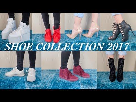 My Shoe Collection 2017 | JessieMaya