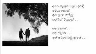 Ape hangum walata.wmv - Victor Ratnayake