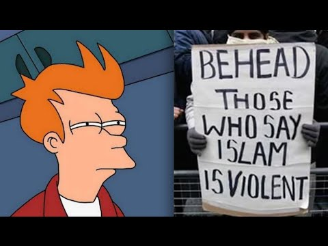 Islam IS a Religion of Violence - Conclusive Statistical Proof
