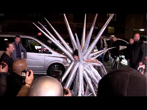 Thumbnail: Lady Gaga MOST INCREDIBLE dress ever in Paris