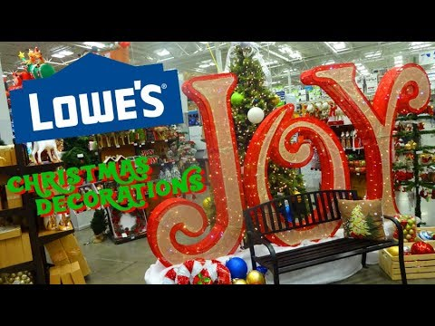 Lowes Christmas Decorations.New 2017 Lowe S Christmas Decorations Inflatables More