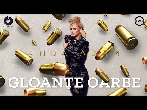 Anda Adam - Gloante Oarbe (Lyric Video)