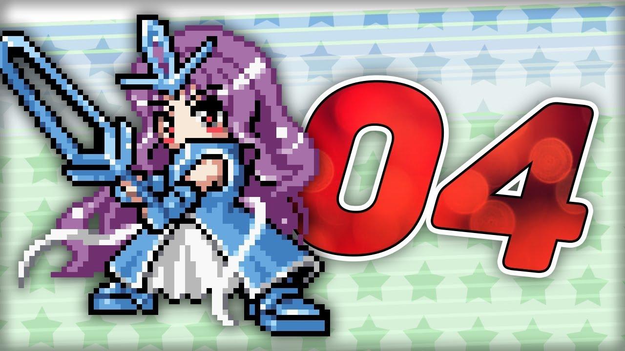 HEARTBREAK?   Moemon Fire Red Chain Monolocke Randommizer: Part 4!  (TheSilverSlasher)