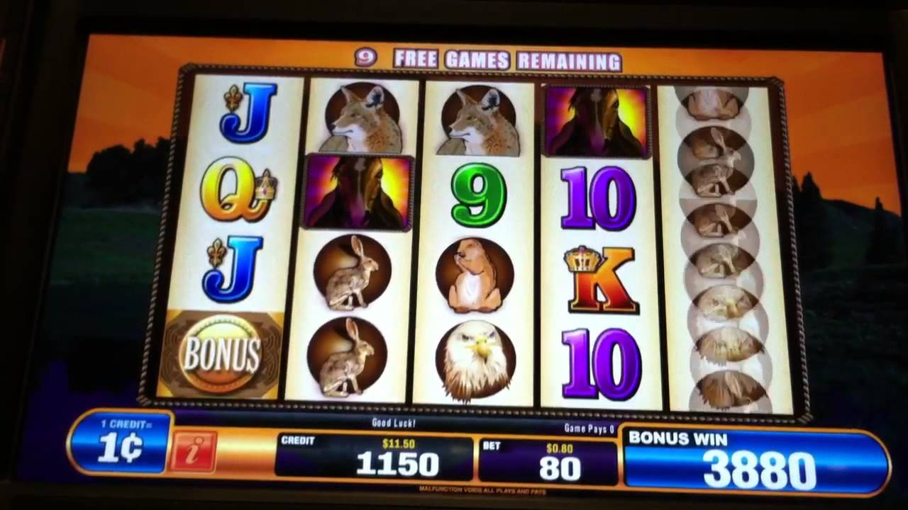 Mustang Slots