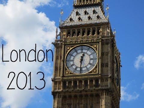 London Trip | 2013