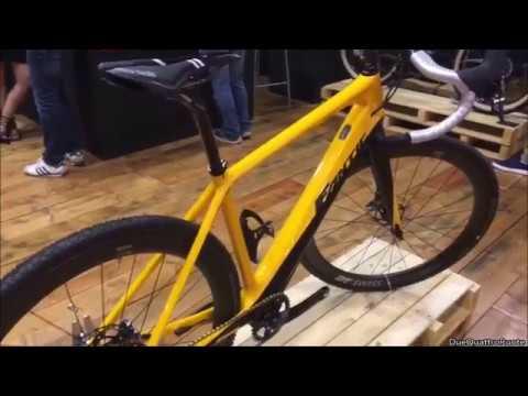 2018 e bike fantic gravel with fazua motor youtube. Black Bedroom Furniture Sets. Home Design Ideas