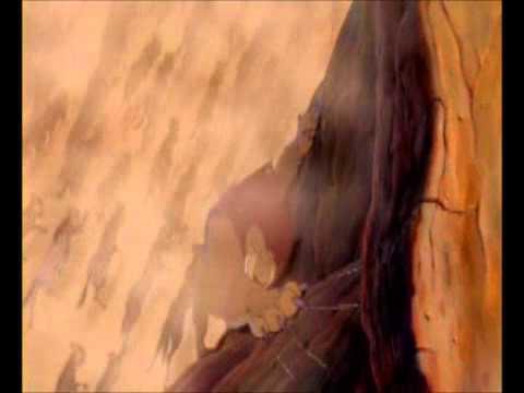 Muerte de Mufasa: Muerte de Mufasa